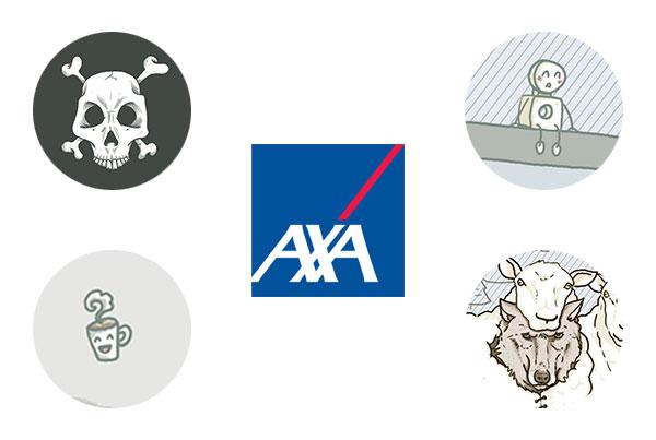 AXA Illustrations