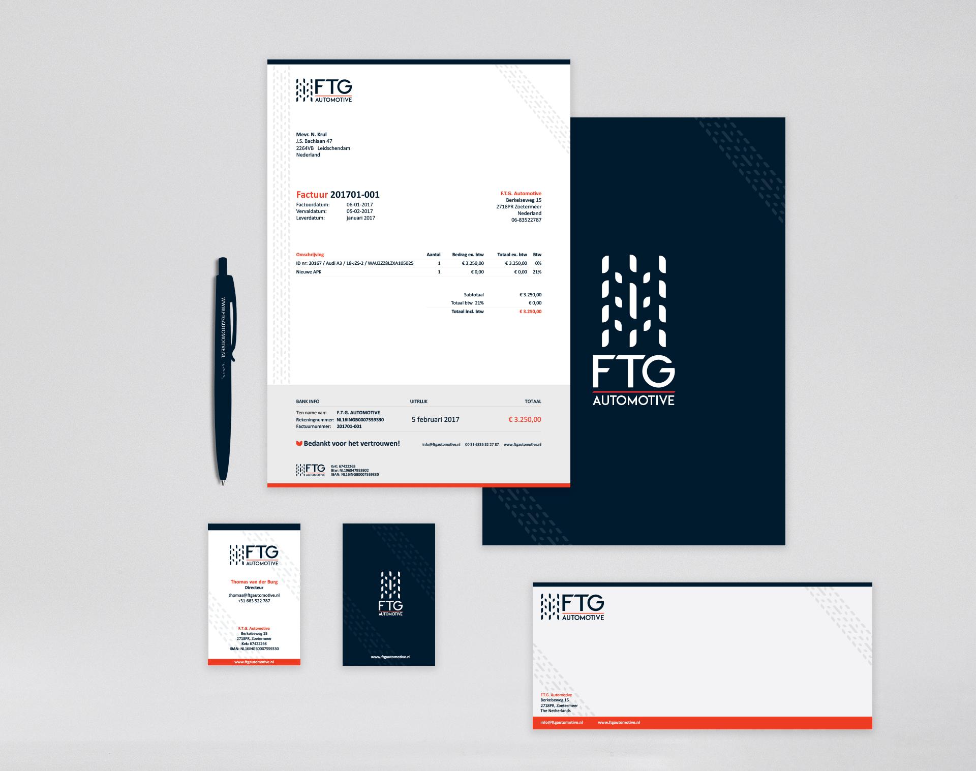 FTG Automotive Stationary
